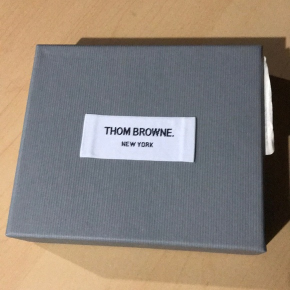 outlet store fcaf4 5a310 Thom Browne Card Holder Box